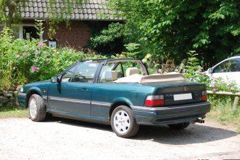 Rover 200 Cabriolet