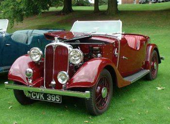 12 Tourer 1936