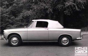 Cabriolet P5 par Chapron