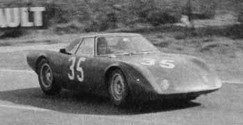 Rover BRM