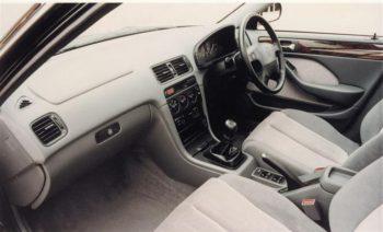 Intérieur de la Rover 600