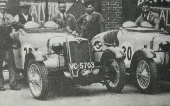 Tourist Trophy 1930