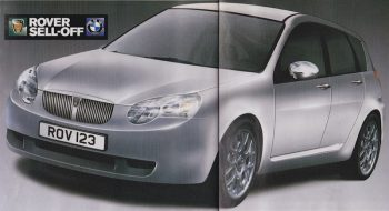 R30, magazine Autocar, 22 Mars 2000
