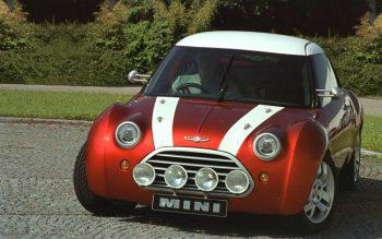 Le concept-car ACV30 présenté début 1997