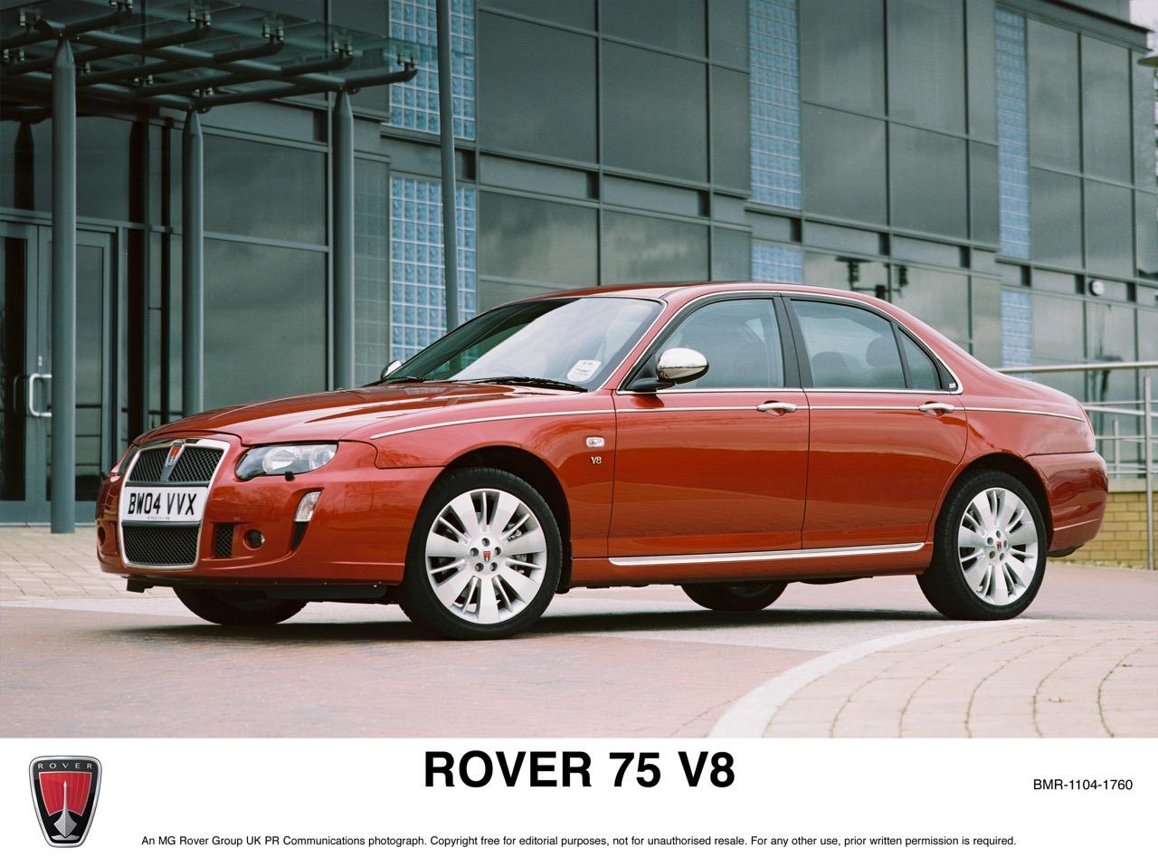 rover 75 mars - photo #17
