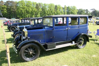"Morris Oxford ""Flat-Nose"", 1927"