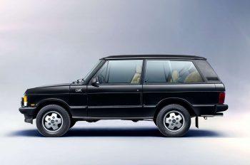 Range Rover CSK, 1990