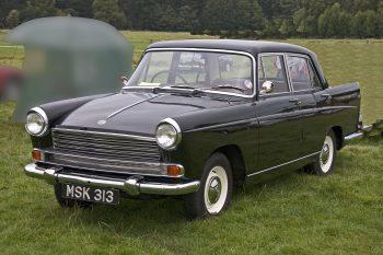 Morris Oxford Farina, 1959