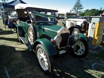 Wolseley 15 Tourer, 1923