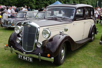 Wolseley Super Six (1938)