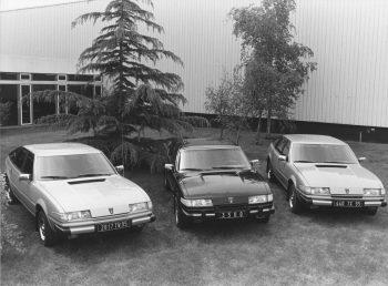 Gamme SD1 1977